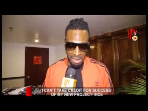 I AM NOT PROMOTING FRAUD - 9ICE SPEAKS ON HIS TRACK 'LIVING THINGS' (Nigerian Entertainment News)