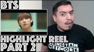 BTS LOVE YOURSELF Highlight Reel '承' Part 2 Reaction