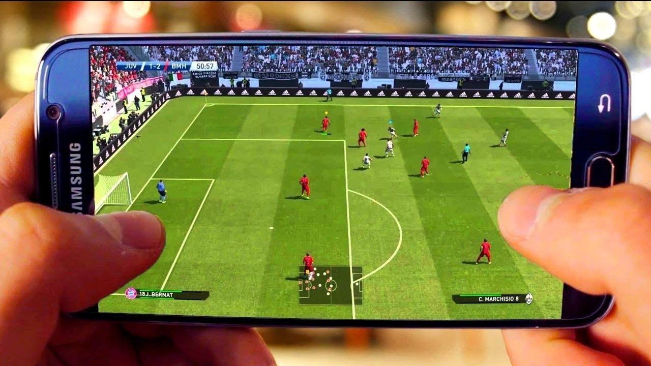 Top 5 Los Mejores Juegos De Futbol Para Android 2017 Youtube