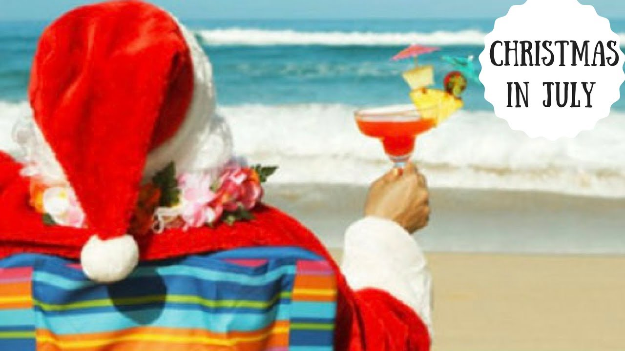 Happy Christmas In July Images.Merry Christmas In July