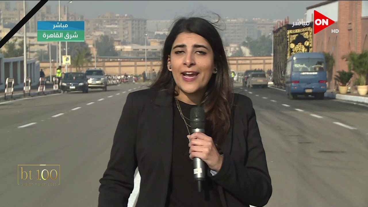 مستجدات الأخبار من محيط مقابر أسرة الرئيس الراحل محمد حسني مبارك