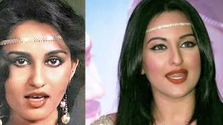 Sonakshi sinha similar to reena roy?