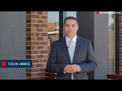 1M Bonview Street, Reservoir For Sale by Colin Abbas of Nelson Alexander