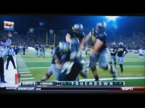 Top 25 Plays of the 2011-2012 Oregon Ducks Football Season