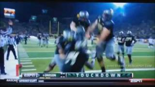 Top 25 Plays of the 2011-2012 Oregon Ducks Football Season