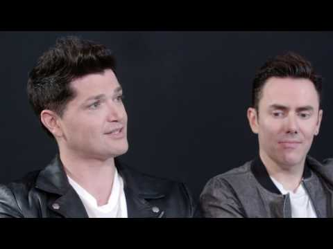 The Script: New album sound and playing intimate gigs