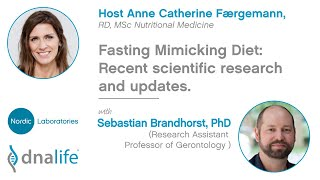 Fasting Mimicking Diet: Recent scientific research and updates