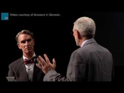 Bill Nye vs. Ken Ham - The Short Version