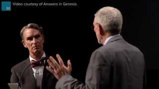 Bill Nye vs. Ken Ham - The Short Version
