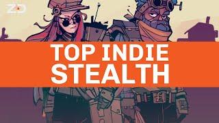 Top 10 Indie STEĄLTH Games