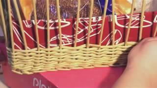 Аккуратное наращивание трубочек при ситцевом плетении. Часть 2.