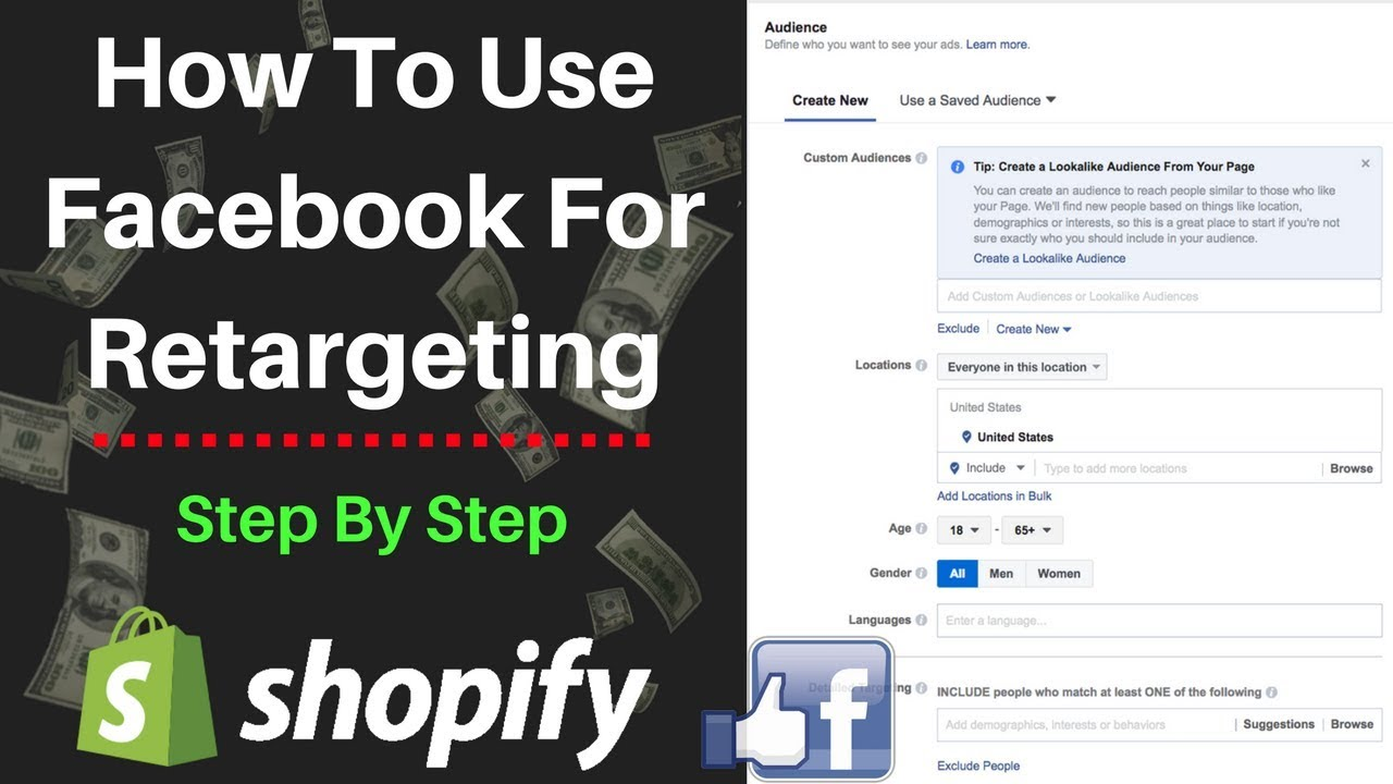 How To Do Facebook Ads Retargeting For Shopify