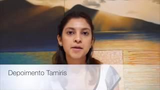 Depoimento Curso de Meditação no Actveda - Tamiris