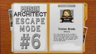 Prison Architect - Escape Mode #6 - Kaçış Denemeleri -