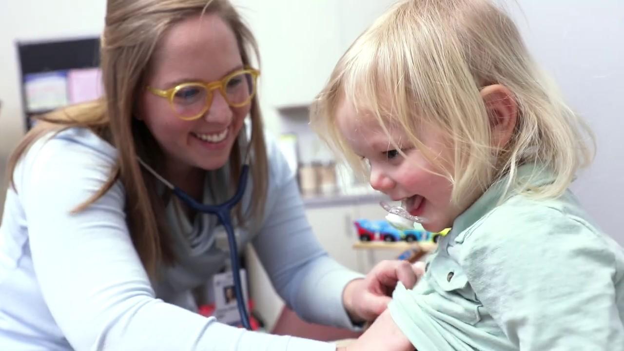 Meet Betsy Beckman, MD, Pediatrician, Holland MI