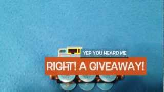 Thomas The Tank Engine & Friends Wooden Toy Railway - FREE 1992 TRAIN GIVEAWAY!!!