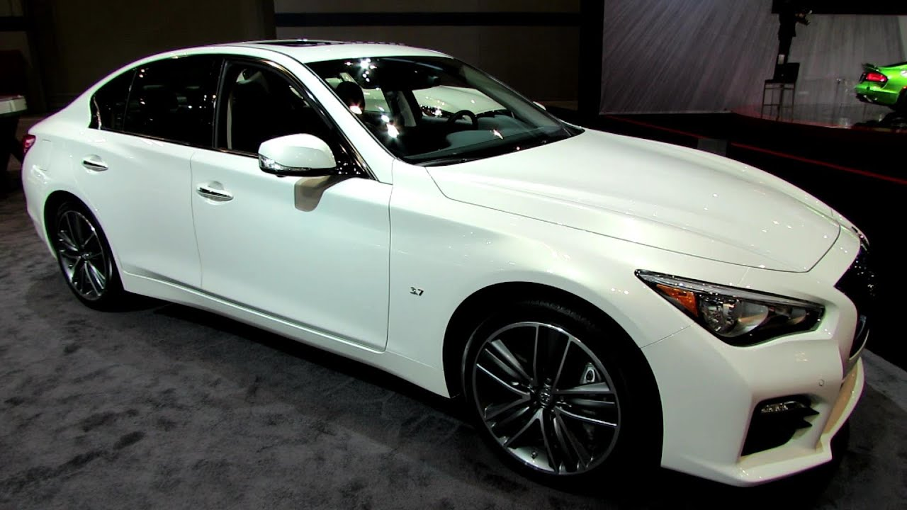 2014 infiniti q50 s awd exterior and interior walkaround 2014 chicago auto show youtube. Black Bedroom Furniture Sets. Home Design Ideas