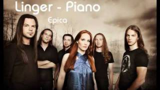 Linger - epica (piano only)
