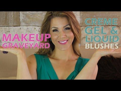 MAKEUP GRAVEYARD: Cream Liquid & Gel Blushes