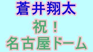 蒼井翔太 祝!名古屋ドーム AKB48選抜総選挙 チャンネル登録お願いしま...