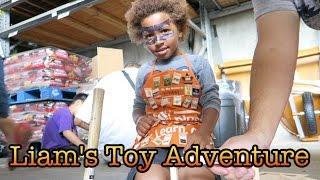 HomeDepot Feburary Kids Work Shop