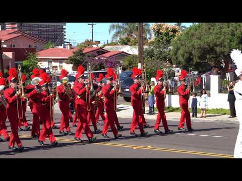Mt Carmel High School at Maytime Band Review 2019