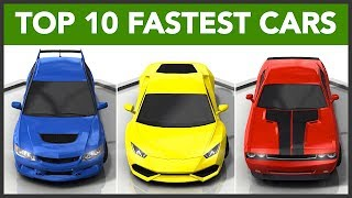 Traffic Racer Gameplay | TOP SPEED TEST 2016 | Top 10 Fastest …