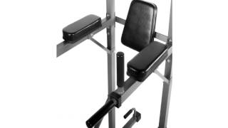 xmark xm 4434 power tower with dip station and pull up bar recommend