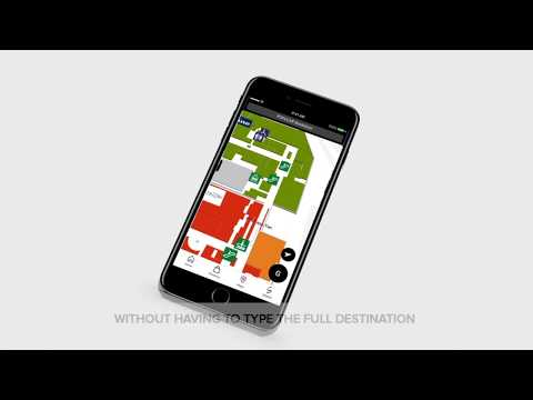 3D Wayfinding: experience location-based services in large venues
