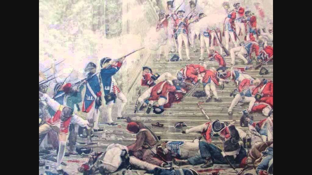 Massacre des Gardes Suisses le 10 Août 1792 - YouTube