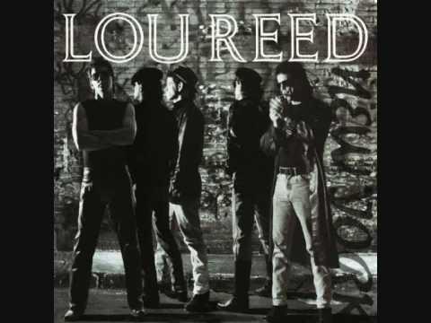 Lou Reed - Dirty Blvd - New York Album