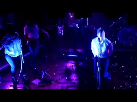 Hurts - Weight Of The World - Scala, London - June 2015