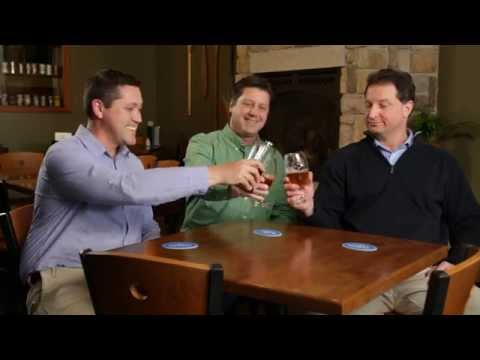 2015 Restaurateurs of the Year  Kai Adams, Tim Haines & Brad Monarch, Sebago Brewing Company
