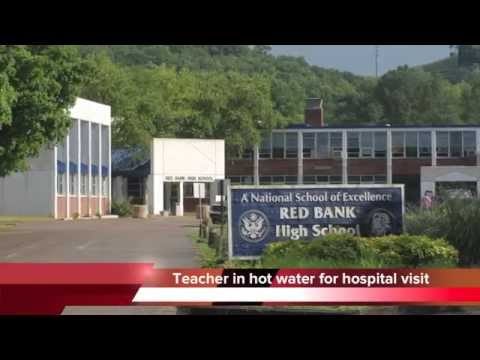 Teacher takes student to ER, loses her job - Jennifer Mitts