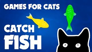 FISH GAME FOR CATS ★ games for cats