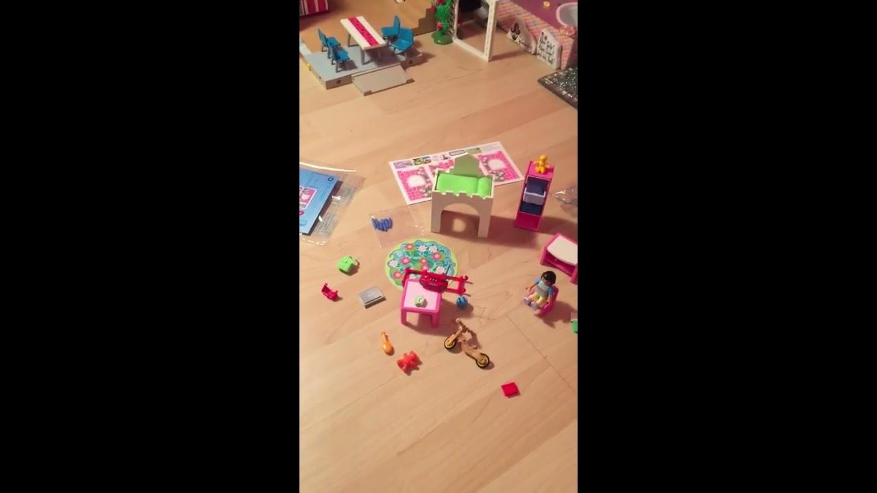 Playmobil 9270 wir öffnen mit euch das neue Kinderzimmer!!Pimp DIY ...
