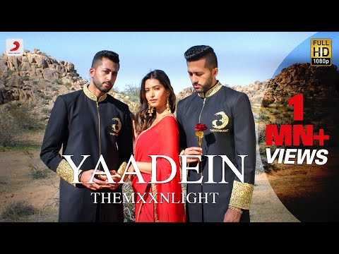 Yaadein - Official Music Video | THEMXXNLIGHT | Manasvi Mamgai | Glitchrealm