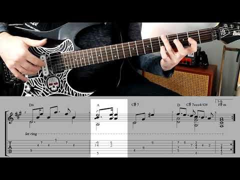 Shape of My Heart | Guitar Lesson - Tab | İBRAHİM BİRDAL