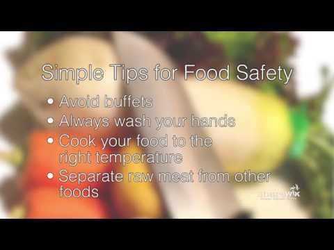 The Importance of Food Safety