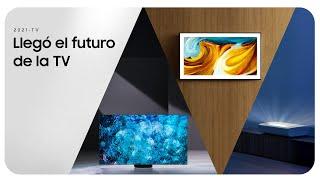 Lanzamiento TV 2021:  El Evento Digital Del Futuro - Samsung