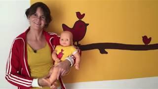 Online Cursus Babymassage - Leer nu hoe je je baby een Fijne massage kunt geven!