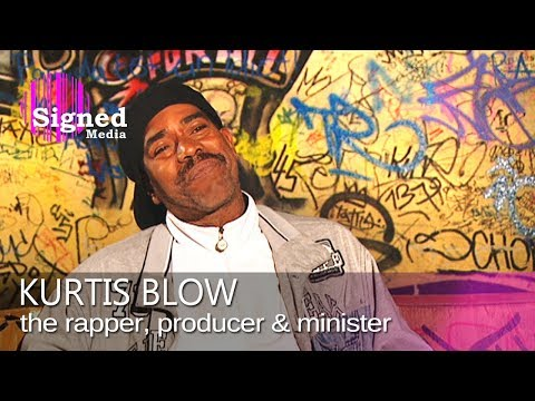 Kurtis Blow - Interview with the rapper and producer