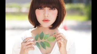 Favorite Ulzzang Girls Park Hye Min - Pony
