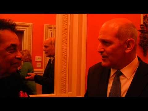 GARY U S  BONDS TEDDY SMITH INTERVIEW WPAT RUSSIAN CONSULATE J PETRECCA PROD 2015