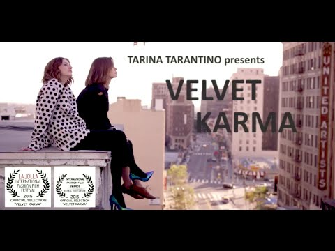 VELVET KARMA OFFICIAL TRAILER (TARINA TARANTINO)