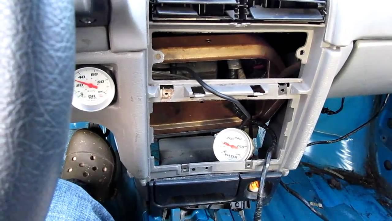 Geo Metro Gti 13dohc Youtube 1997 Radio Wiring
