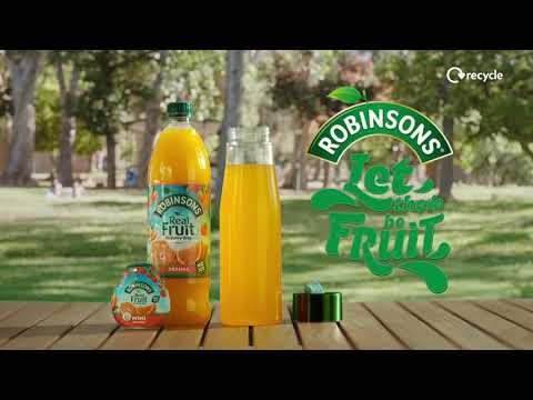 Let There Be Fruit with Robinsons
