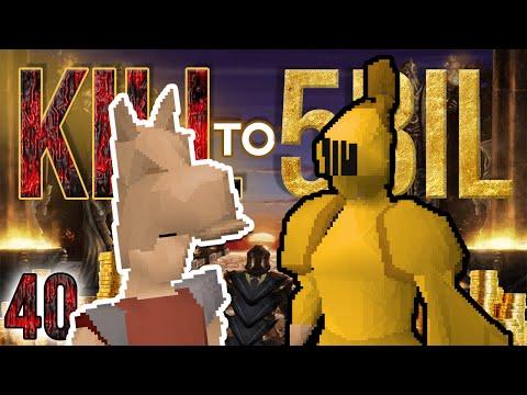 Kill To 5B : Ikov RSPS : EP40 : FASHIONSCAPE PKING