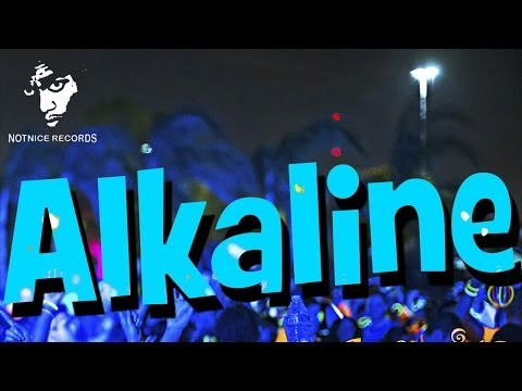 Alkaline - Holiday Again (Last Night) May 2014