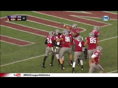 WSU Football: Top Ten Plays of 2012!